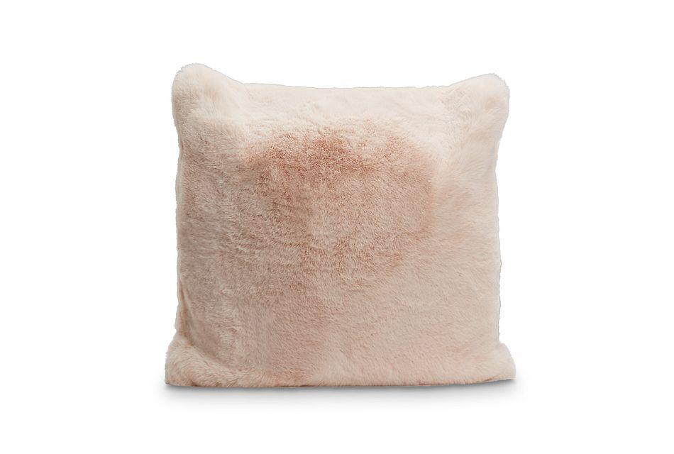 """Kaycee Light Pink 22"""" Accent Pillow"""
