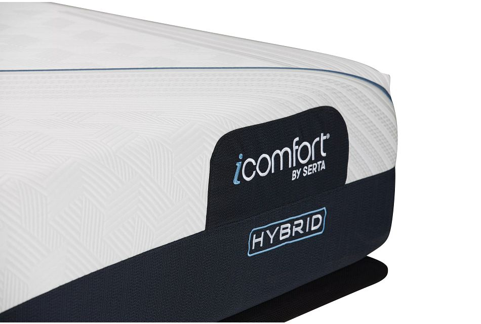 Serta iComfort CF3000 Plush HYBRID MPERFECT4 Adjustable Mattress Set