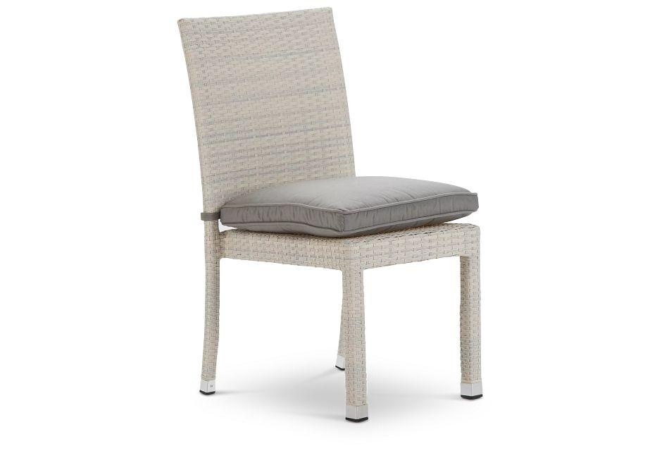 Bahia Gray Side Chair,  (0)