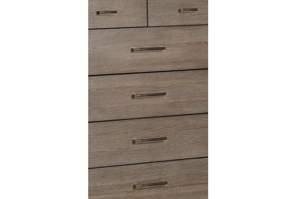 Berlin Light Tone Wood Drawer Chest