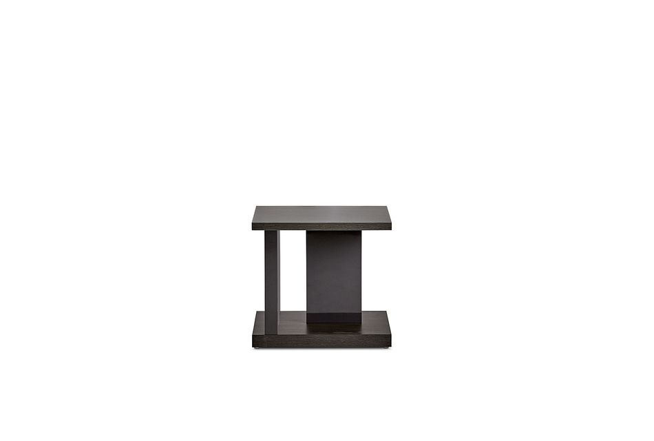 Caelan Dark Tone End Table