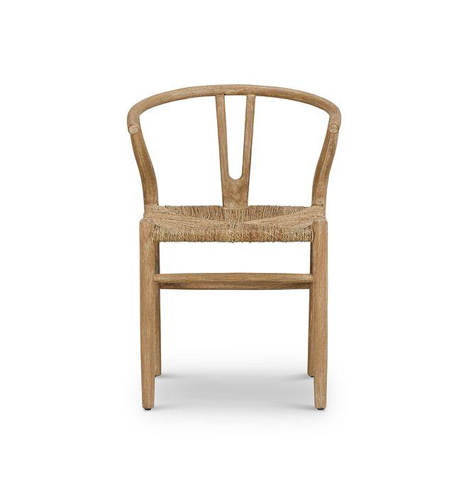 Moya Light Tone Wood Side Chair (3)