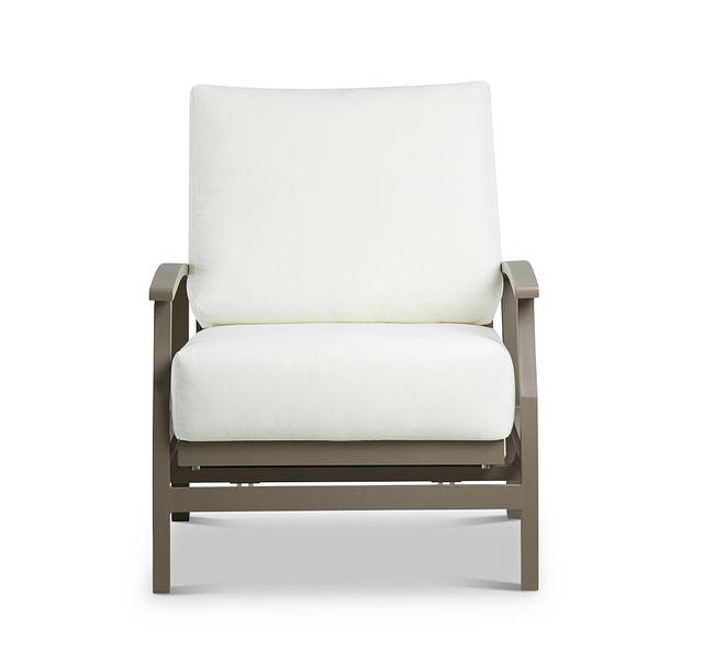 Raleigh White Rocking Chair (2)