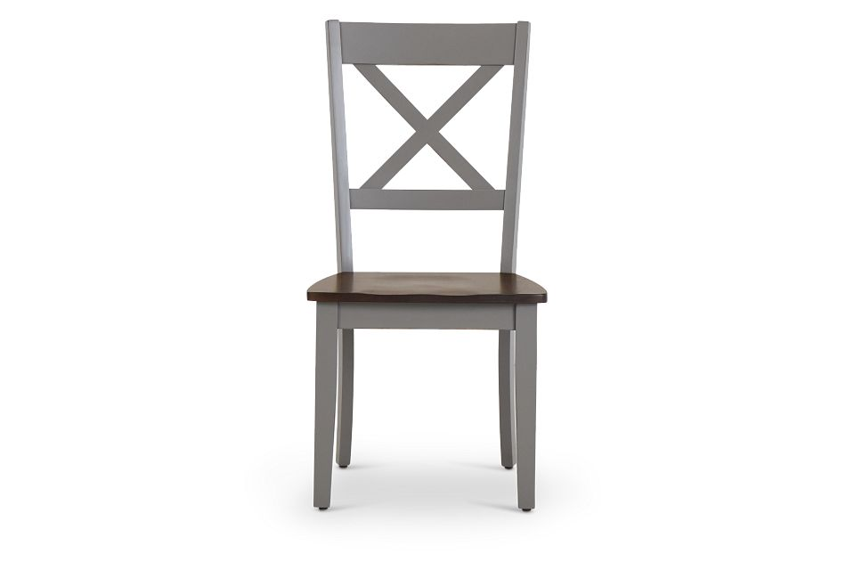 Sumter Gray Side Chair,  (3)