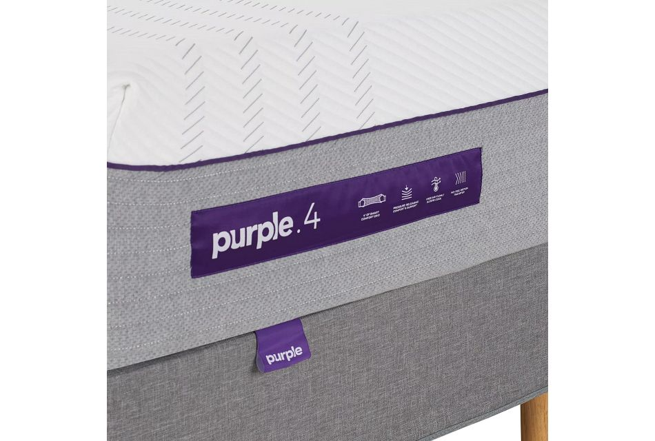 Purple Premier 4 Hybrid Mattress Set