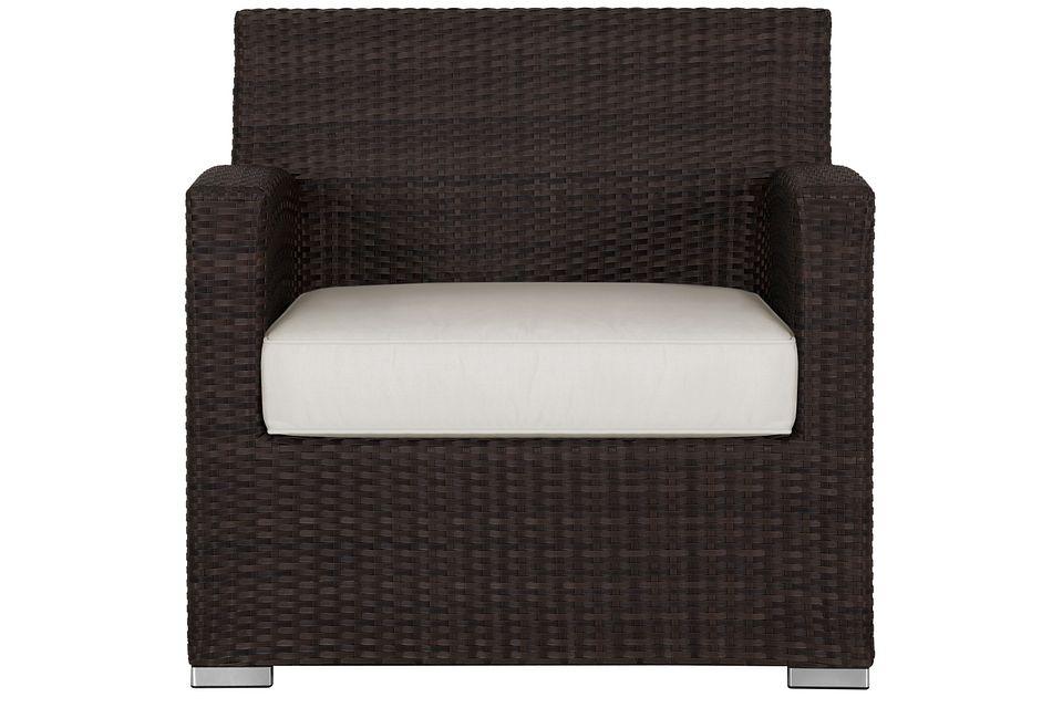 Grate White Chair