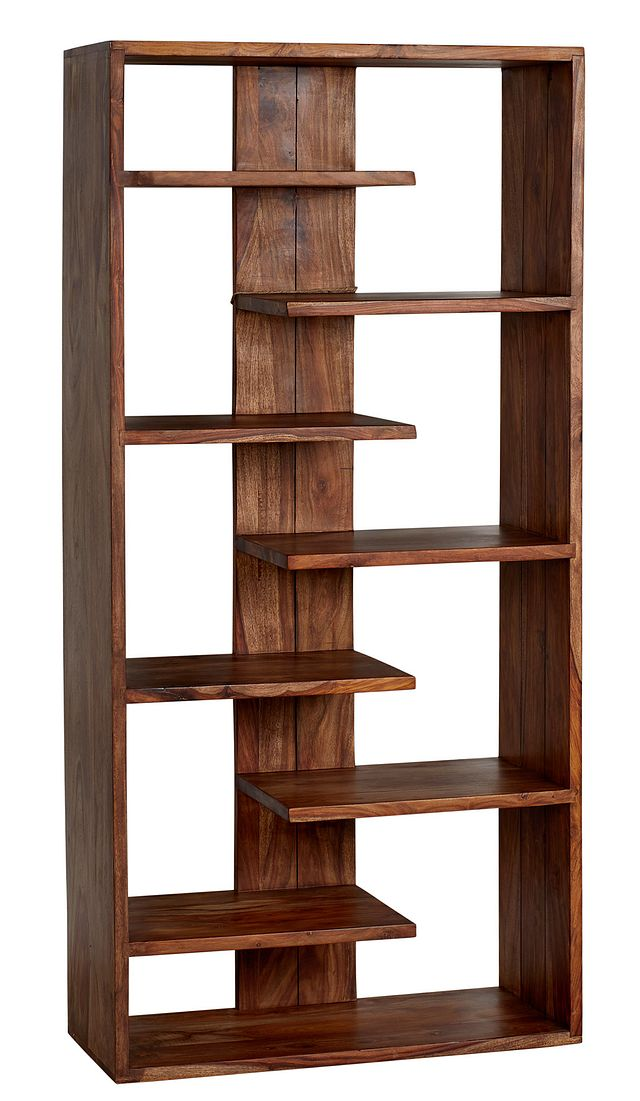 Aster Brown Bookcase (1)