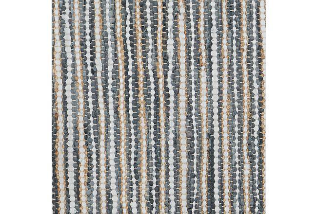 Sydney Blue Woven 5x8 Area Rug