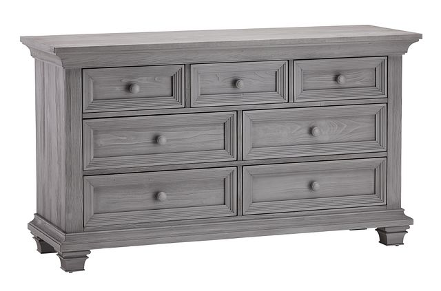 Westport Light Gray Dresser (1)