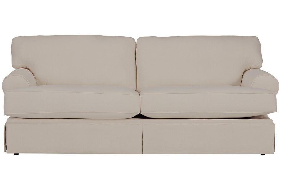 Khaki Fabric Sofa Living Room Sofas