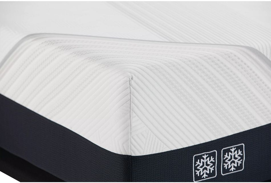 Serta Icomfort Cf2000 Firm Hybrid Mperfect4 Adjustable Mattress Set