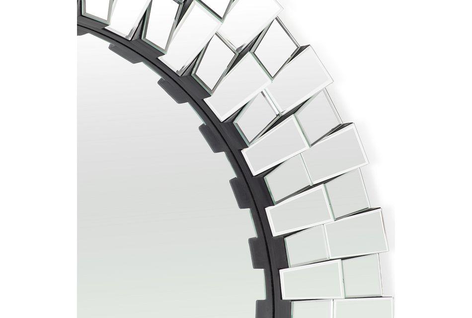 Aubrey Round Mirror