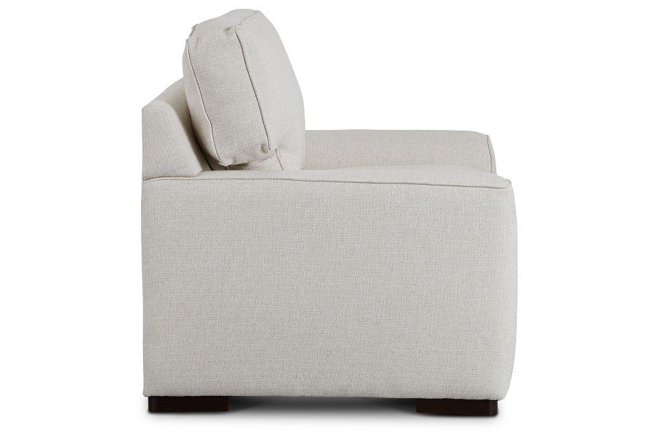 Austin White Fabric Innerspring Sleeper