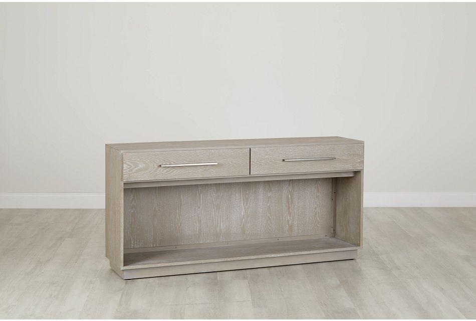 Destination Light Tone Sofa Table, %%bed_Size%% (0)