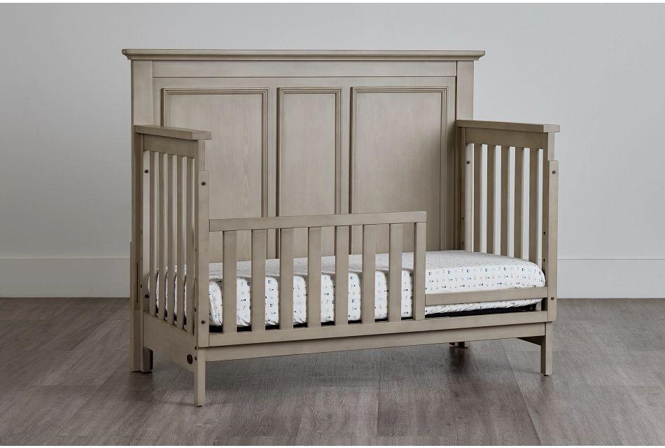 Kenilworth Light Tone Toddler Bed, Standard Crib (0)