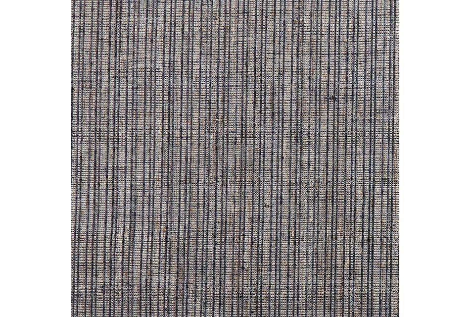 Heston Dark Blue 8x11 Area Rug