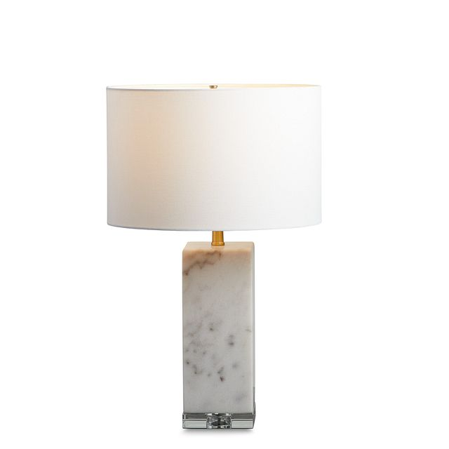 Simply White Table Lamp (3)