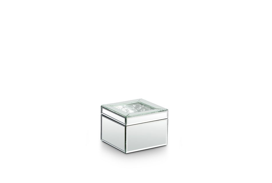Marlin Silver Small Box