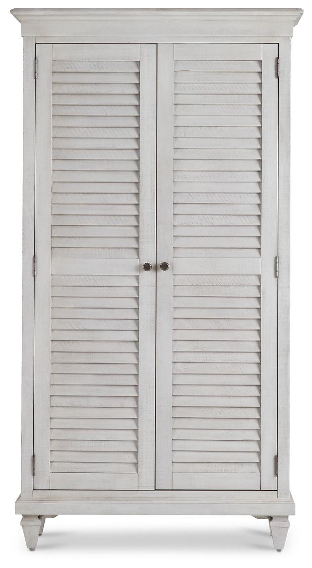 Sonoma Ivory Storage Cabinet (1)