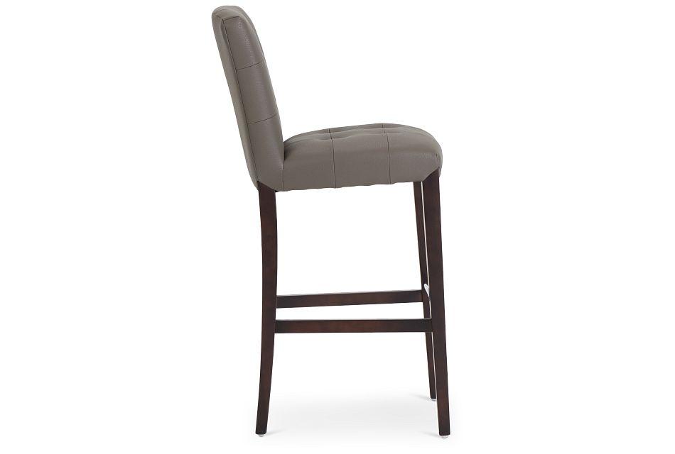 """Shelby Graymicro 30"""" Upholstered Barstool,  (2)"""