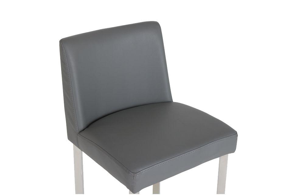 """Howard Gray 30"""" Upholstered Barstool"""