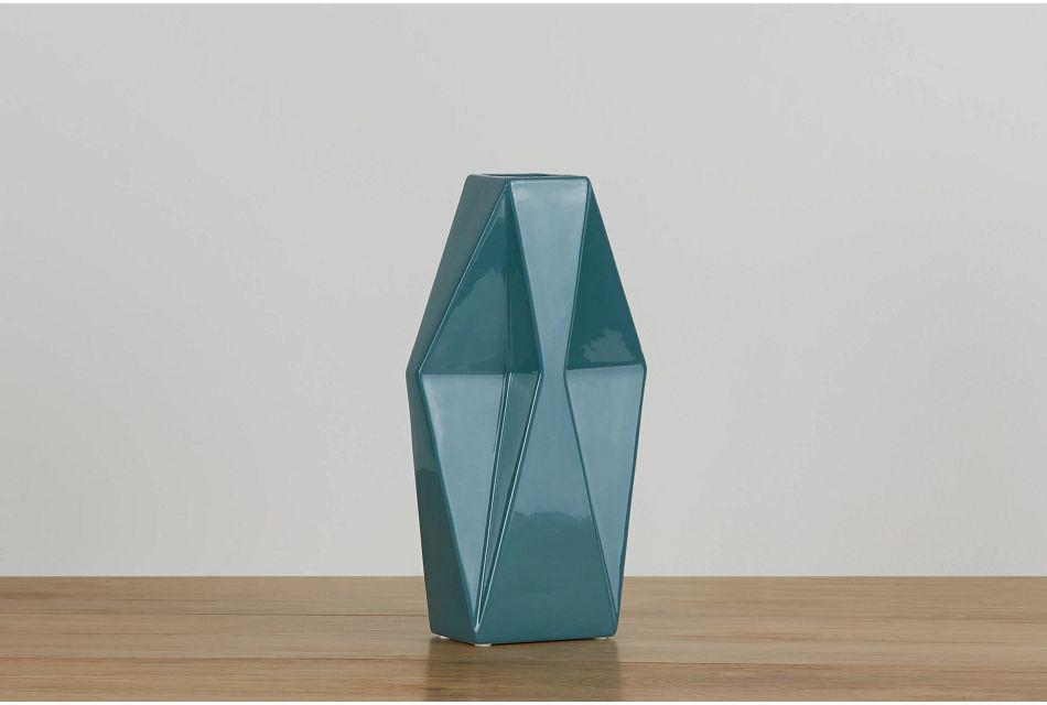 Haddar Green  Vase,  (0)