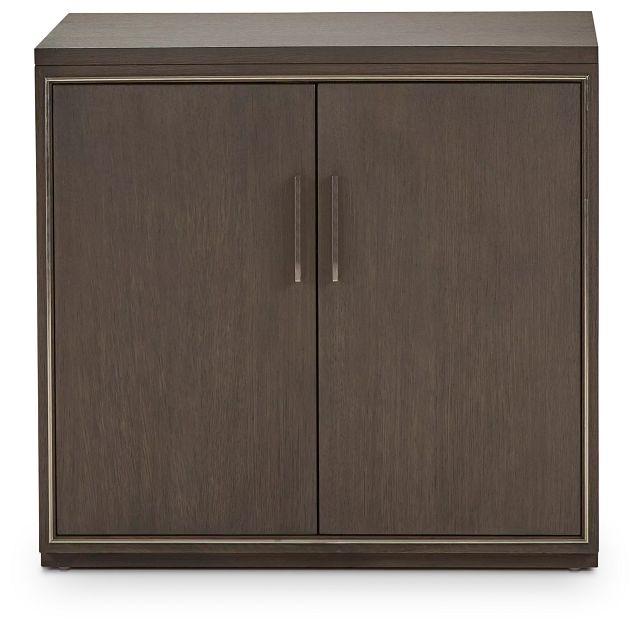 Highline Dark Tone Door Cabinet (1)