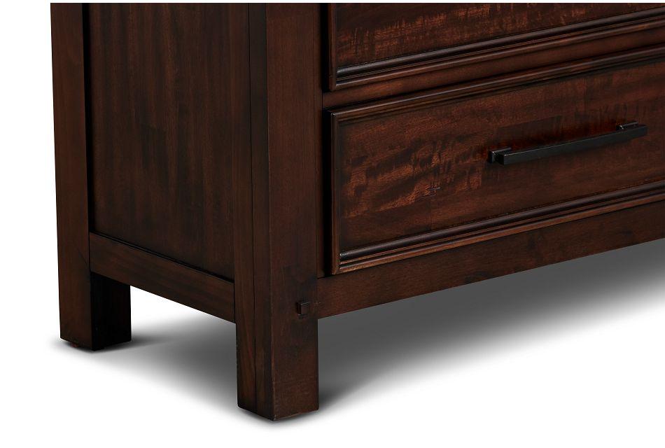 Napa Dark Tone 5-drawer Chest