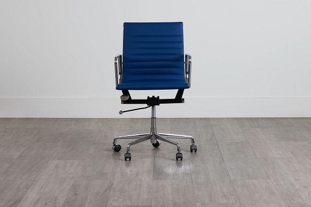 Mateo Dark Blue Desk Chair (0)
