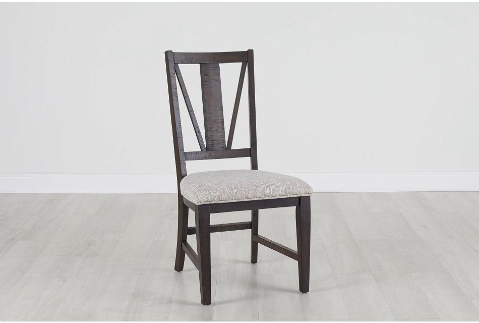 Heron Cove DARK TONE Upholstered Side Chair,  (0)