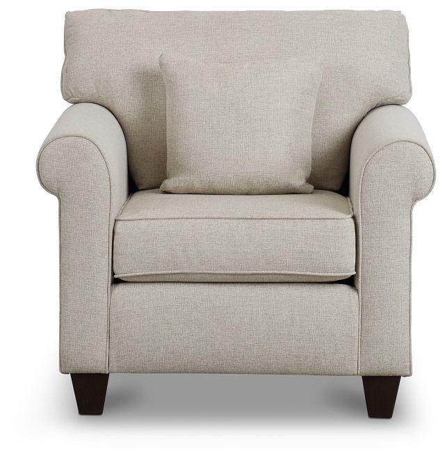 Cameron Beige Fabric Chair (3)