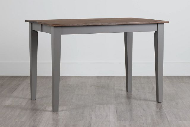 Sumter Gray High Dining Table (0)