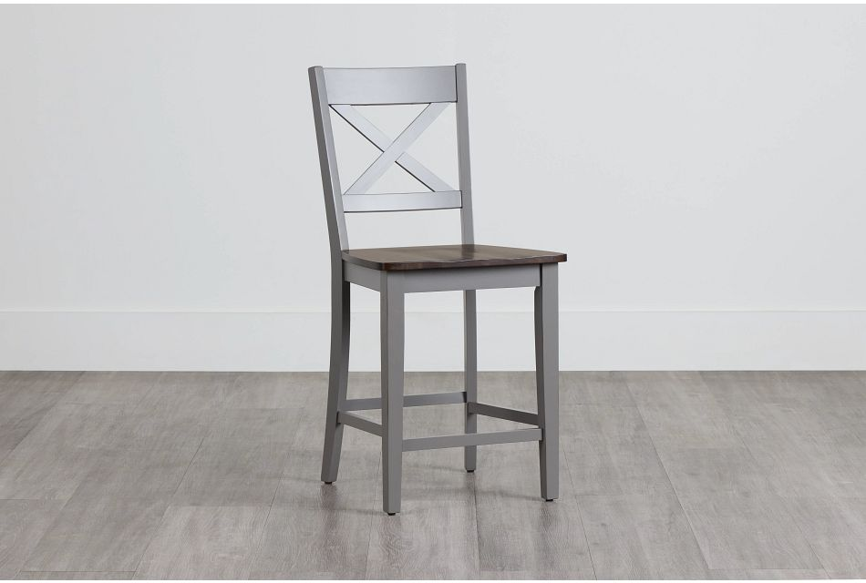 Sumter Gray Side Chair,  (0)