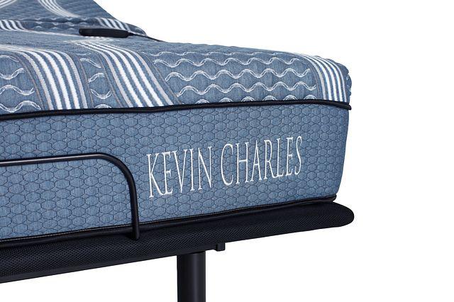 Kevin Charles Miramar Hybrid Copper Adjustable Mattress Set (2)