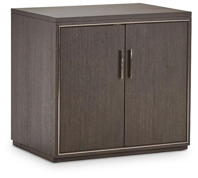 Highline Dark Tone Door Cabinet (2)