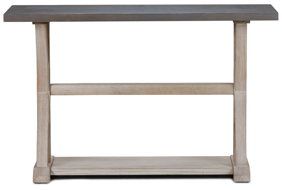 Jefferson Two-tone Sofa Table
