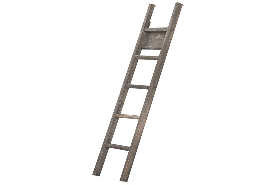 Cinnamon Gray  Bunk Ladder