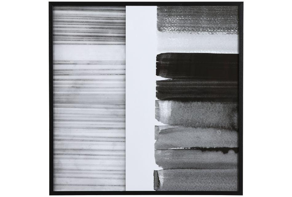 Eden Black Framed Wall Art,  (0)