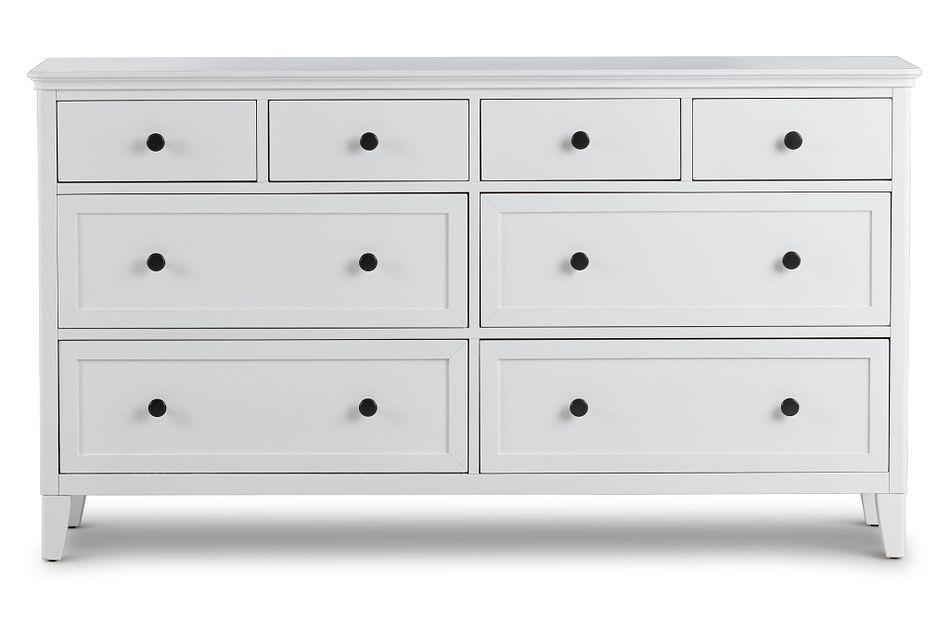 Cooper White  Dresser