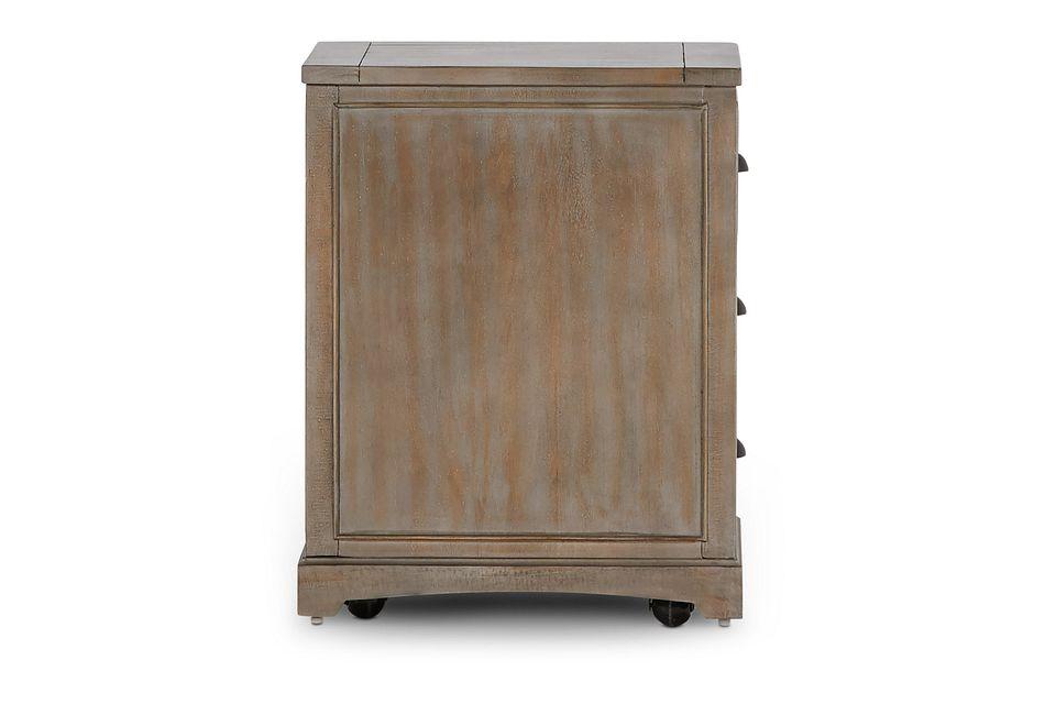 Heron Cove Light Tone File Cabinet