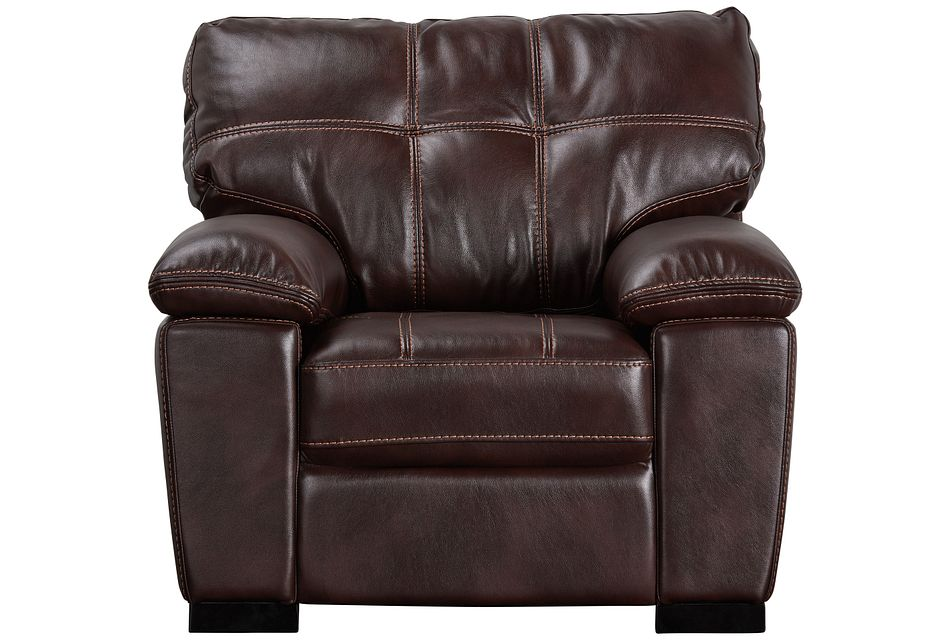 Henry Dark Brown Micro Chair