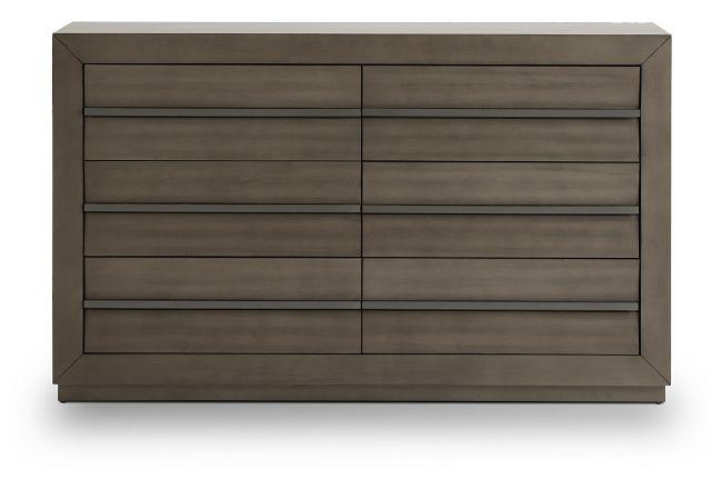 Zurich Gray Dresser