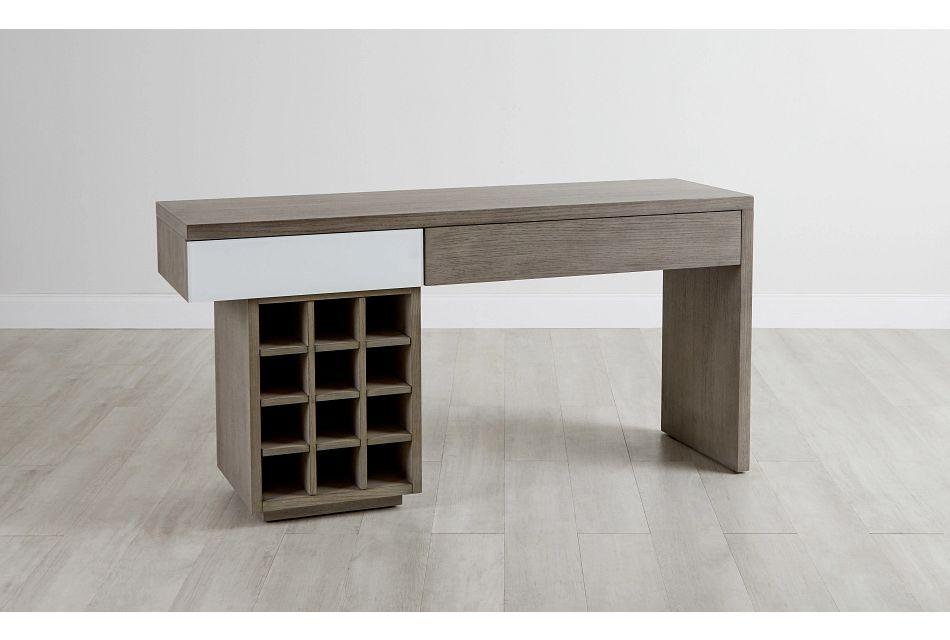 Rio Light Tone Console Table,  (0)