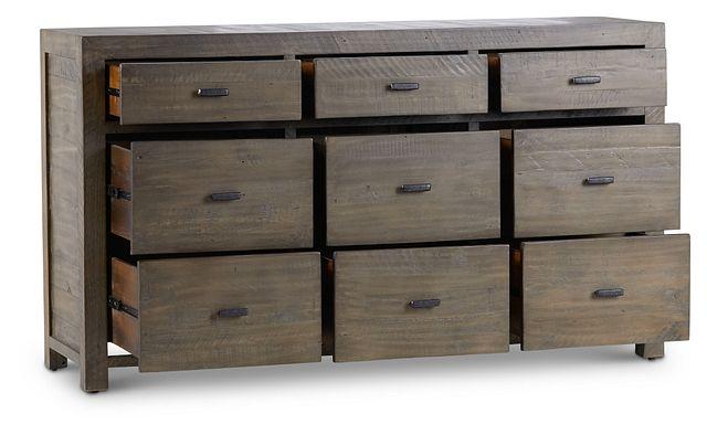 Seattle Gray Large Dresser (3)