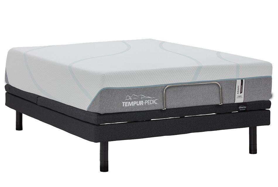 Tempur-adapt® Medium Hybrid Ergo Extnd Sleeptracker Adjustable Mattress Set