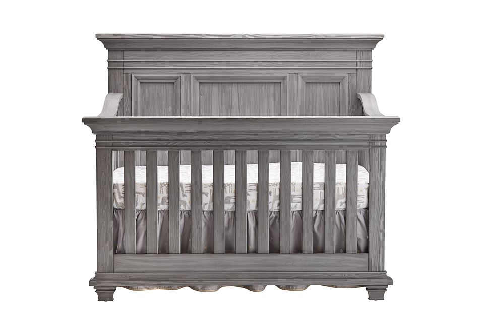 Westport Light Gray   4-in-1 Crib