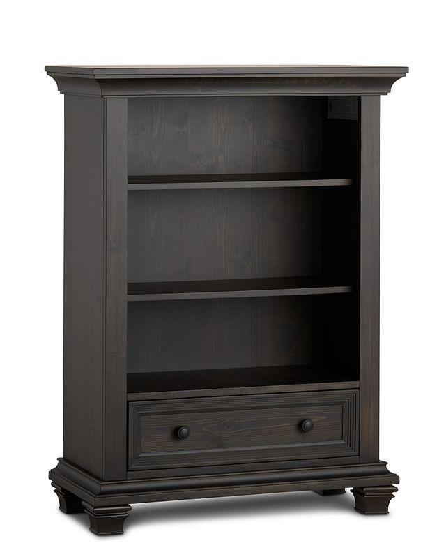 Westport Dark Tone Bookcase (1)