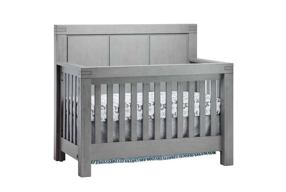 Piermont Gray 4-in-1 Crib