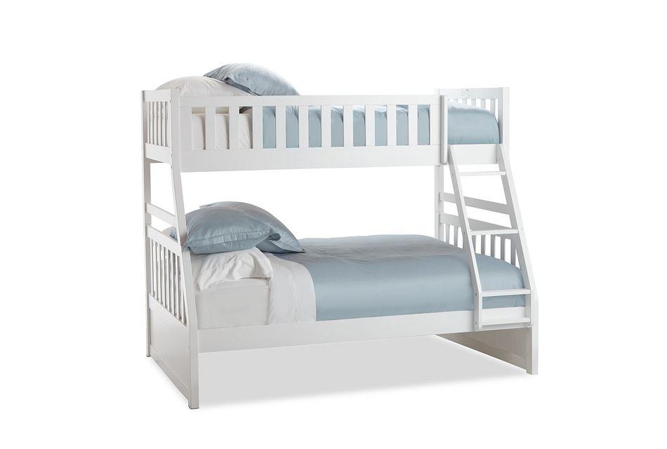 Oakley White Bunk Bed