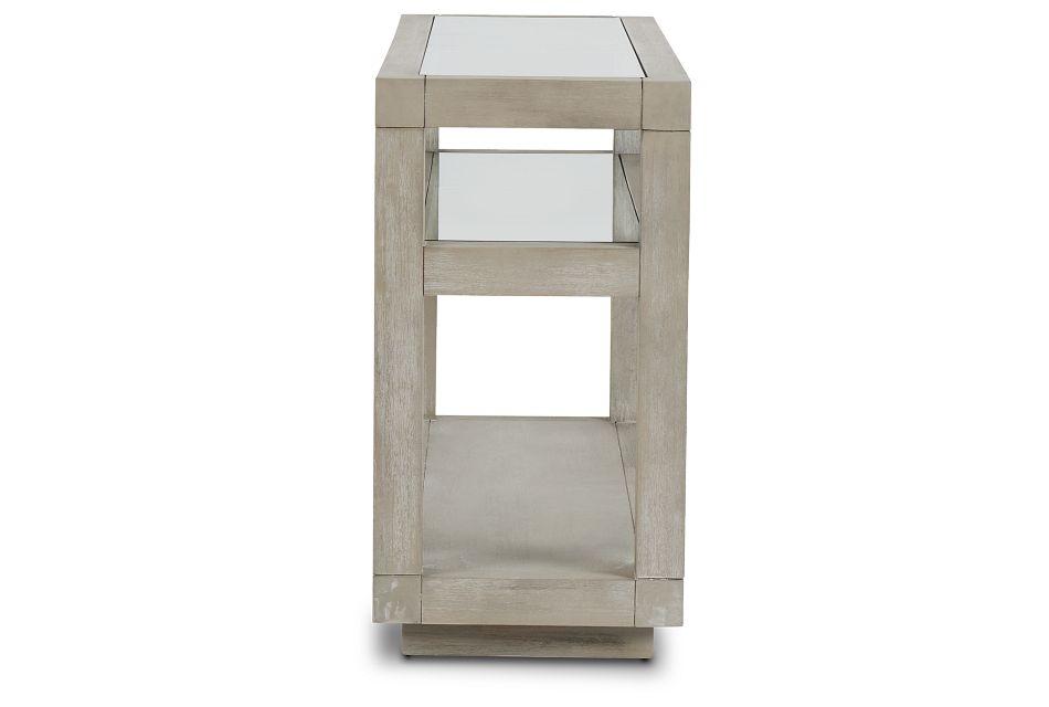 Madden Light Tone Sofa Table,  (3)
